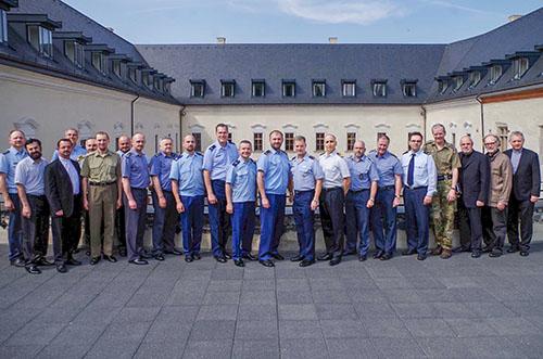 Konzulta duchovných vzdušných síl NATO pojednávala o rodine profesionálneho vojaka