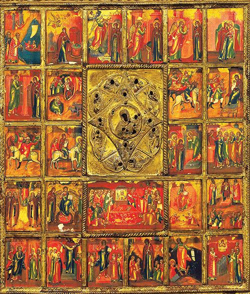 Ikony Bohorodičky