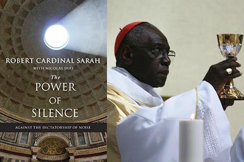 Kardinál Róbert Sarah: Sila ticha. Proti diktatúre hluku