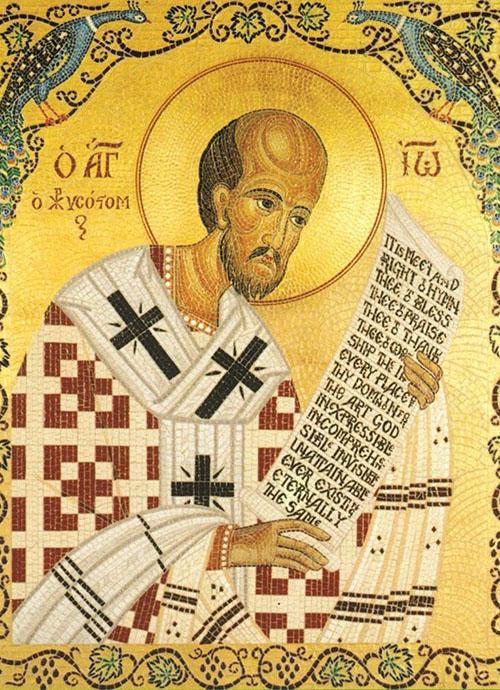 Slovo sv. Jána Zlatoústeho