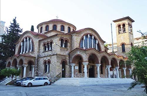 Grécka gréckokatolícka cirkev