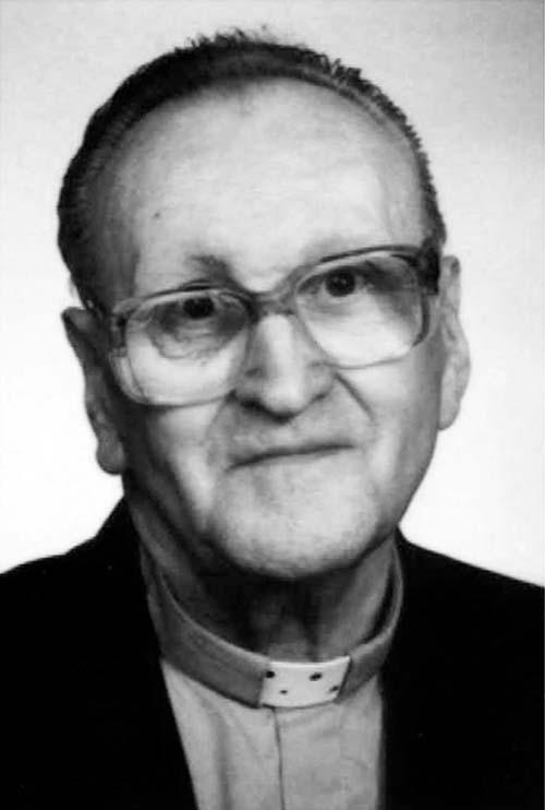Mons. Ján Hric, tit. kanonik (1919 – 2003)