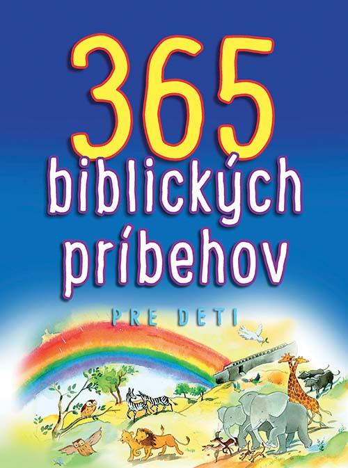 Sally Ann Wrightová: 365 biblických príbehov pre deti