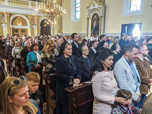 Sestry služobnice oslávili život spoluzakladateľky