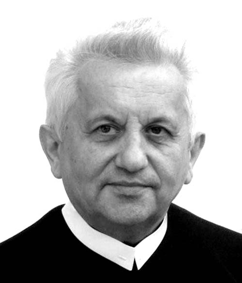 K Pánovi odišiel otec Štefan Vasilík