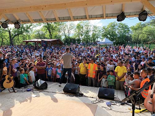 V Čičave sa uskutočnil festival FESTROM