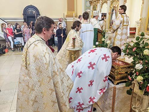 Duchovná obnova so svätými