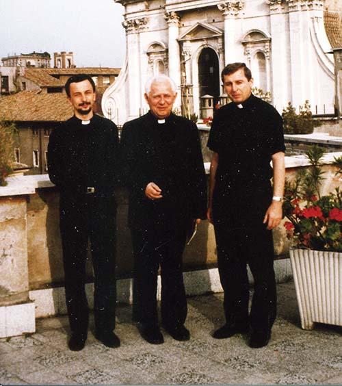 Spomienka jezuitského pátra