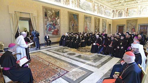Východné katolícke cirkvi majú ekumenickú úlohu