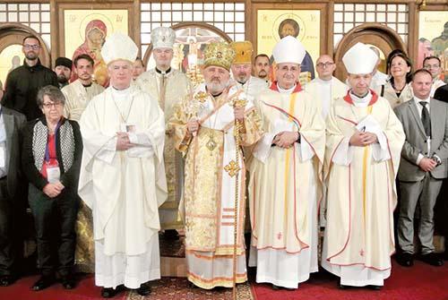 IUPAX Europe otvorila svätá liturgia