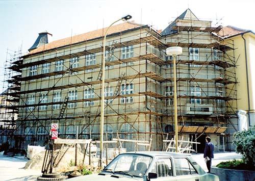 Sedem rokov obnovy (1989 – 1995)