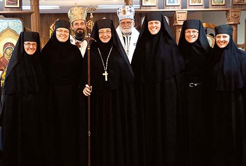 V USA vznikol nový monastier eparchiálneho práva