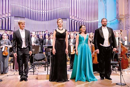 Ekumenický koncert spájal ľudí už pätnásty raz
