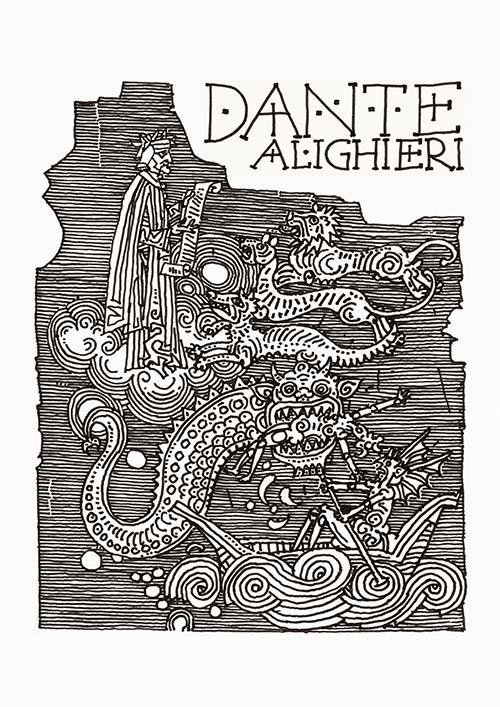 Dante Alighieri: Božská komédia