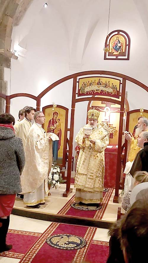 V Nitre oslávili sv. Andreja