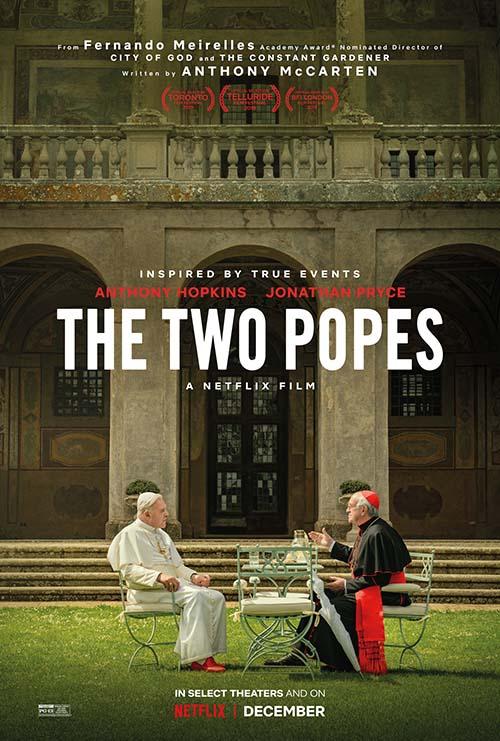 Dvaja pápeži