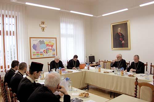 28. riadne zasadnutie Rady hierarchov