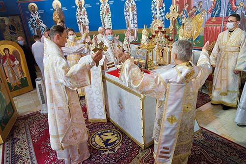 Košická eparchia oslávila svojich patrónov