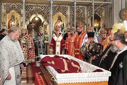 Zomrel otec Mukačevskej eparchie