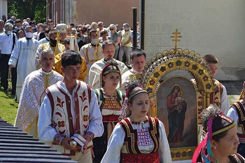 V Nižných Repašoch odhalili pamätnú tabuľu kňazovi Alexejovi Miroššayovi