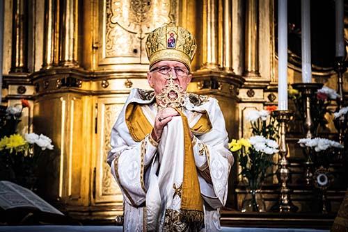 V Pražskom exarcháte oslávili sviatok hieromučeníka Dominika Metoda Trčku