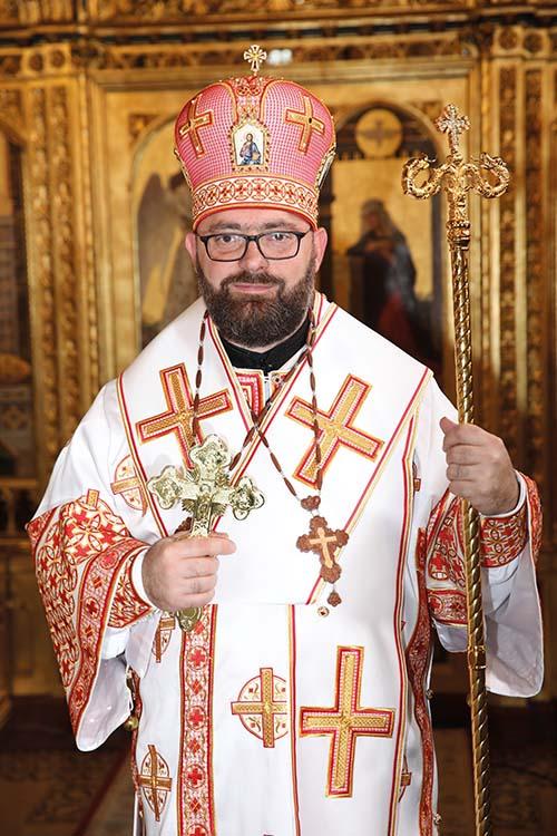 Vysviacka nového križevackého biskupa