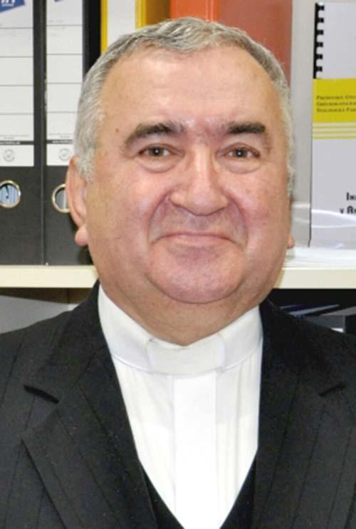Cena sv. Atanáza pre prof. Boháča