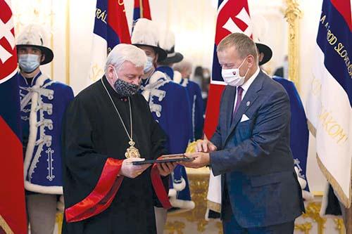 Štátna cena pre P. P. Gojdiča