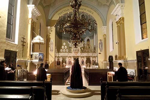 Modlitba žaltára v dušičkovom období