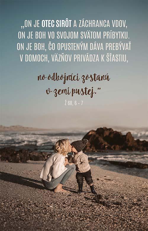 Osamelý rodič – ako s tým žiť?