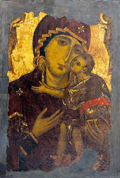 Damaská ikona
