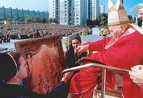 Čestné občianstvo pre Jána Pavla II.