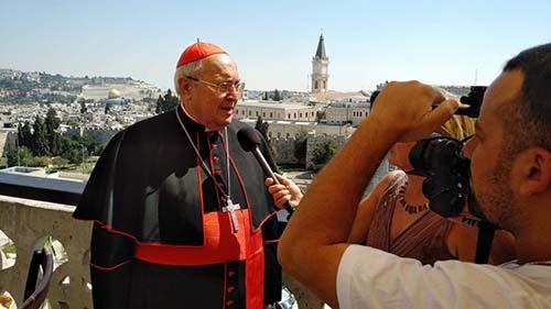 Pomoc pre východne katolícke spoločenstvá