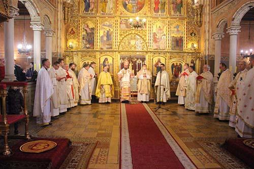 Sviatok Troch svätiteľov v Križevci