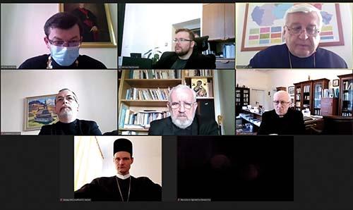 Rada hierarchov Gréckokatolíckej cirkvi zasadala online