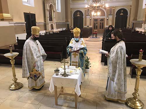 Na sviatok Stretnutia Pána v Košiciach