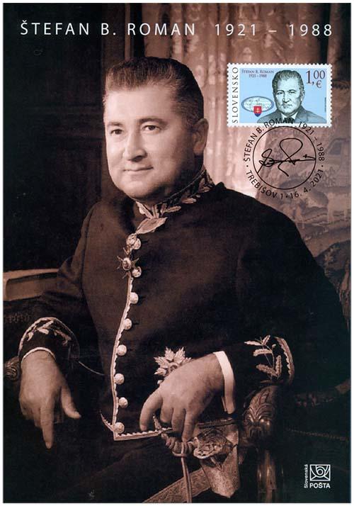 Gréckokatolík na poštovej známke