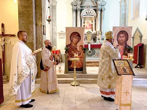 Odpustová slávnosť v Splite